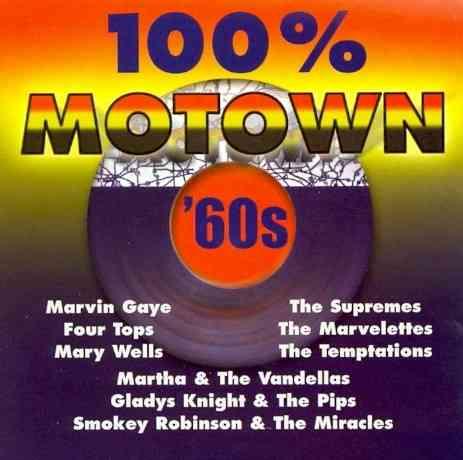 100 PERCENT MOTOWN:60S (CD)